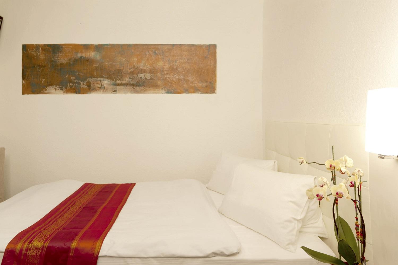 Hotel America Locarno | Zimmer
